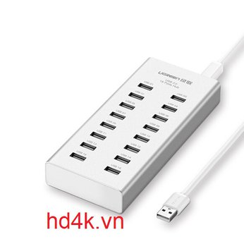 Bộ chia USB 2.0 16 cổng ugreen 20298