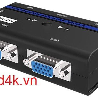 Bộ chia VGA 2 ra 1 có KVM MT-ViKi MT-260KL