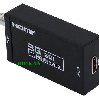 Bộ chuyển SDI 3G to HDMI KTECH AY-30s