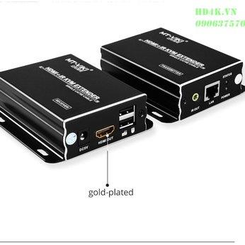 Bộ khuếch đại HDMI 120m có KVM MT-VIKI MT-120HK