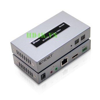 Bộ khuếch đại HDMI + USB qua mạng 100M Dtech DT-7051