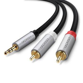 Cáp âm thanh 1 ra 2 RCA 5M Ugreen 40845