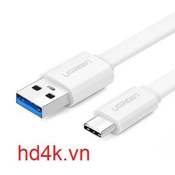 Cáp chuyển USB Type C to USB 3.0 dài 1m Ugreen 10692