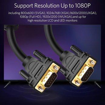 Cáp VGA dài 2M Ugreen 11646