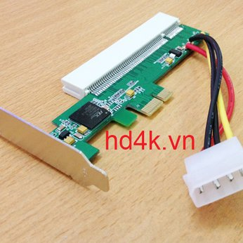 Card chuyển PCI-E to PCI