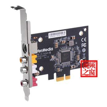 Card ghi hình AV/Svideo chuẩn PCI-E AverMedia C725 / CE310B