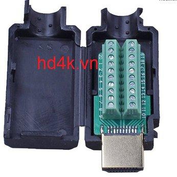 Đầu bấm HDMI 2.0 HD-LINK