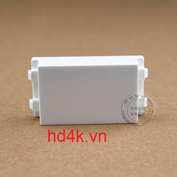 Nắp chắn mặt nạ âm tường - socket outlet