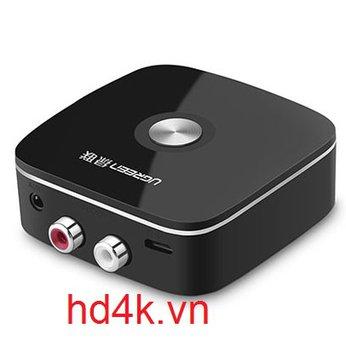 Thiết bị nhận Bluetooth 4.1 Music Receiver cho loa,amply Ugreen 30445