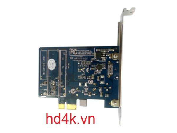Card ghi hình HDMI chuẩn PCI-E
