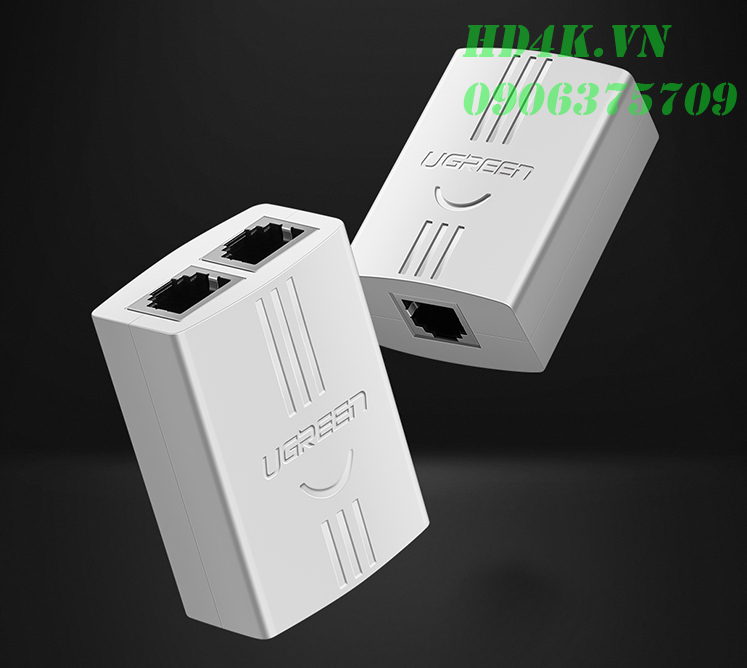 Đầu chia cáp điện thoại RJ11 1 ra 2 Ugreen 20351