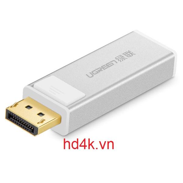 Đầu chuyển DisplayPort to HDMI Ugreen 20401/ 20413