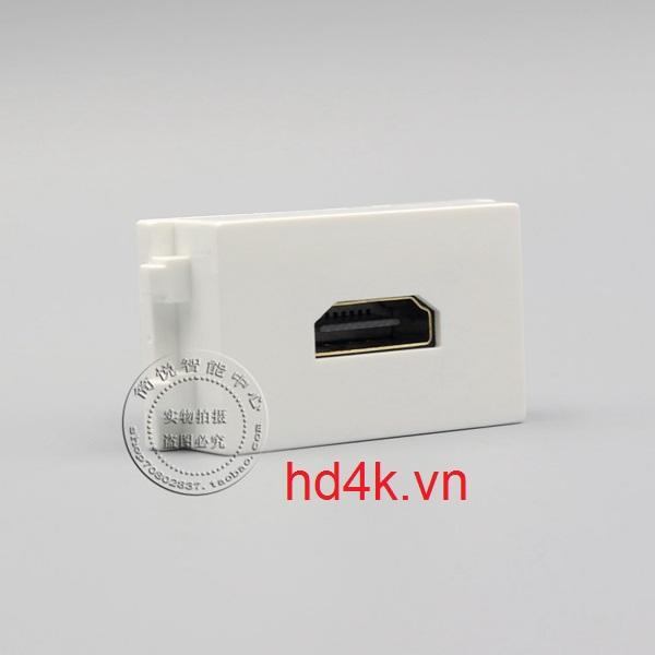 Đế âm tường HDMI - Socket oulet