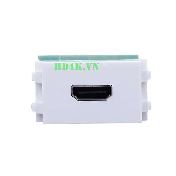 Socket outlet HDMI 2.0 âm tường loại bắt vít HD-Link