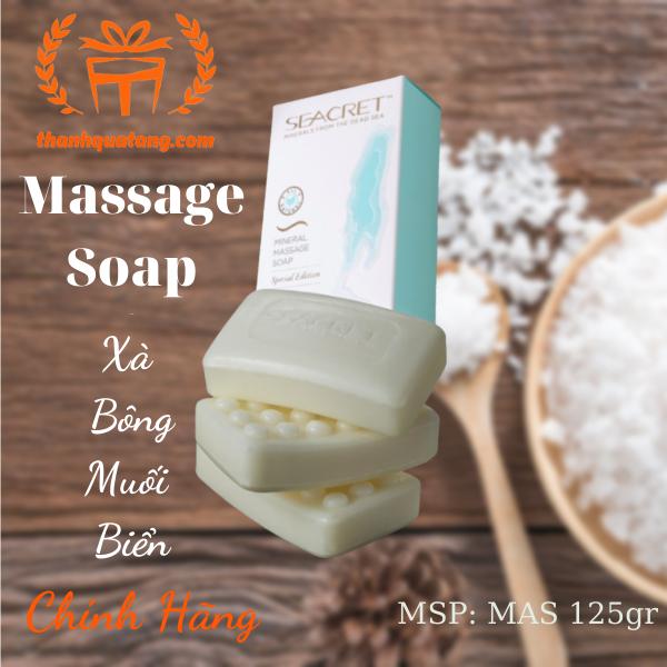 ⭐Xà Bông Từ Muối Biển Chết  Massage Soap Siêu Lành Tính⭐Giá 466k