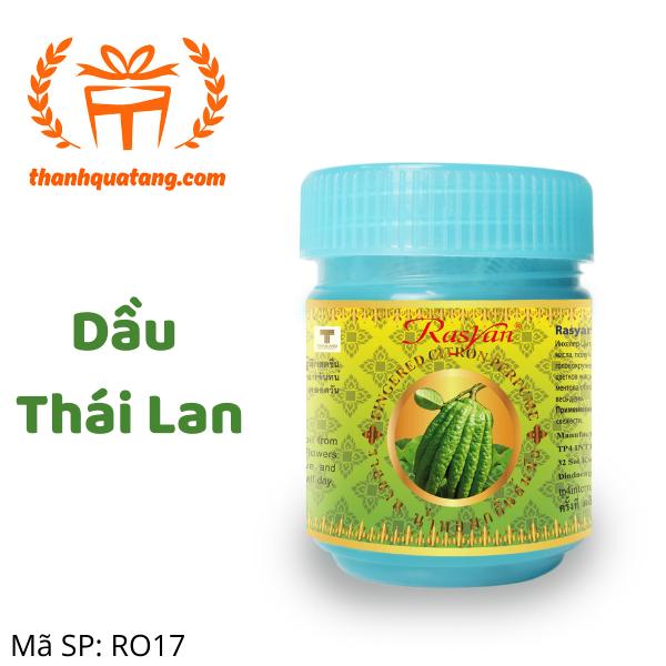 Dầu Hít Mũi Mùi Phật Thủ Thái Lan. Hàng Chính Hãng. Giá Chỉ 60k/Hủ