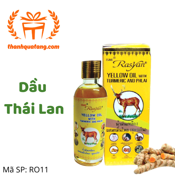 Dầu Gió Thái Lan Nhập Khẩu 100%. Giá Lẽ 70k/Chai.