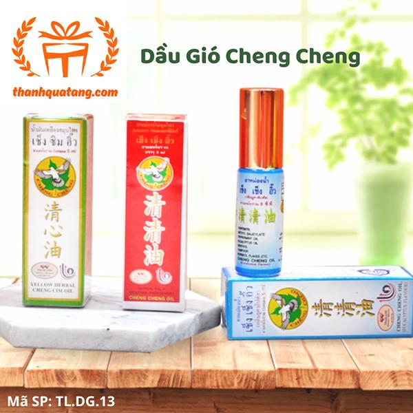 Dầu Nóng Cheng Cheng Thái Lan. 23ml. Sale off chỉ còn 90K/chai