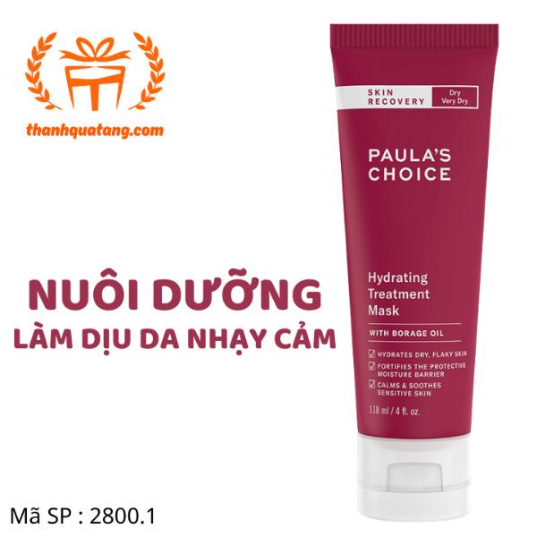 Tin Vui Cho Da Nhạy Cảm, Khô: Mặt Nạ Dưỡng Ẩm Paula Choice Giá 585K