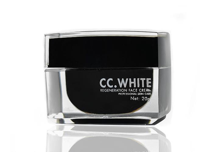 Kem face tái sinh Regeneration Face Cream CC White