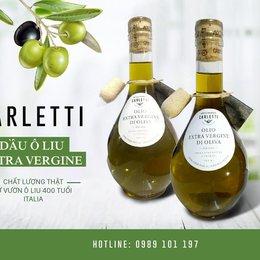 Dầu Ô Liu Carletti - Extra Vergine
