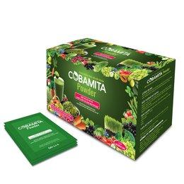 COBAMITA Powder - Bột cỏ lúa mì và chiết xuất 23 loại rau củ quả