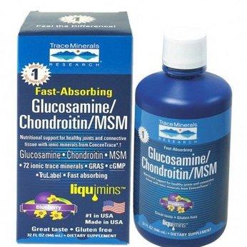 Glucosamine / Chondoroitin / MSM
