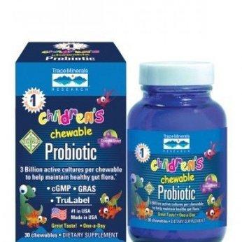 Childrens Chewable Probiotic