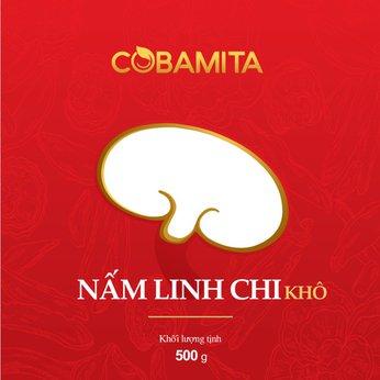 Nấm Linh Chi Khô Cobamita