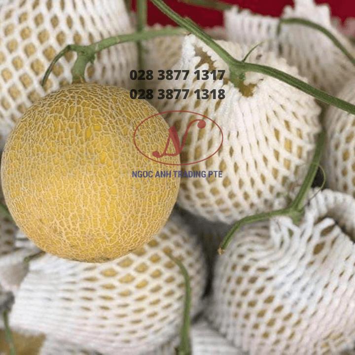 Lưới xốp bọc trái cây của Doanh nghiệp Ngọc Anh