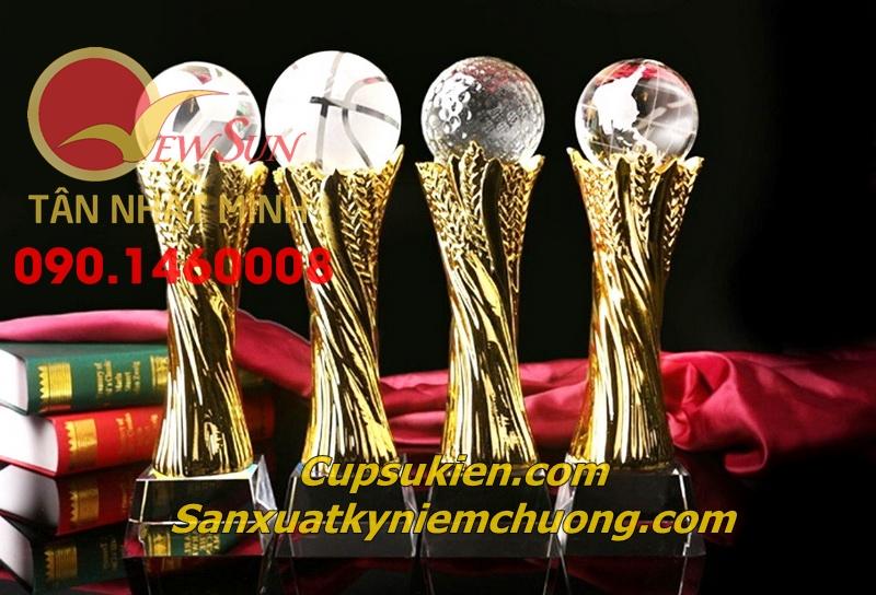 Cúp bóng đá, tennis, golf ĐẸP (11)