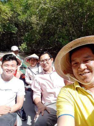 Tour Cần Giờ Rừng Sác Khuyến Mãi