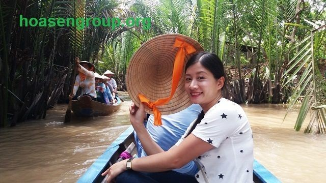 Khu du lịch Việt Nhật Bến Tre
