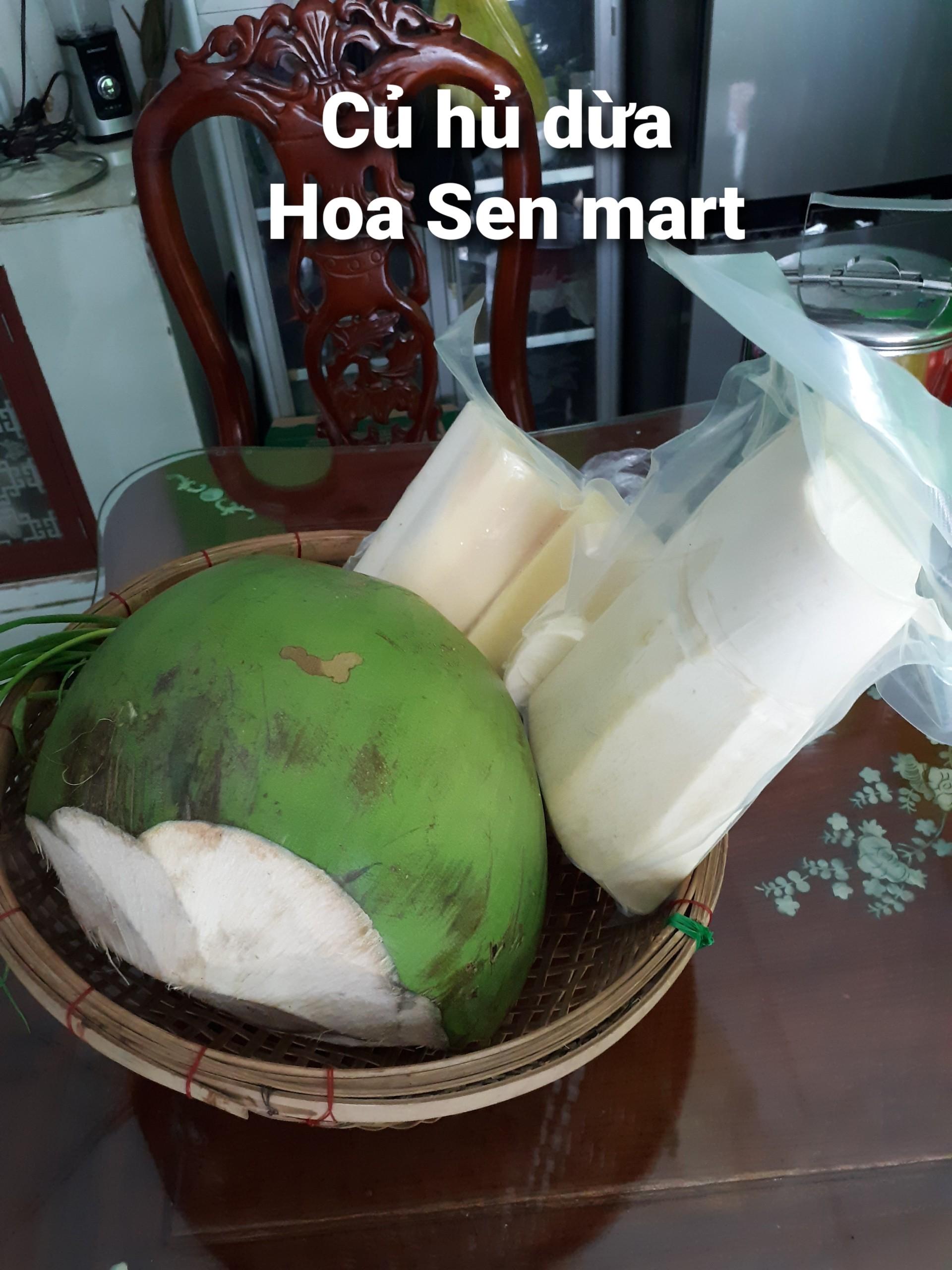 Củ Hủ Dừa Bến Tre