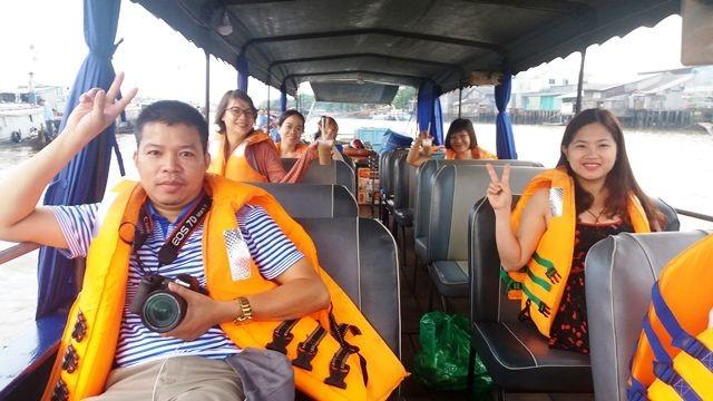 Hợp Tác với HOA SEN CHÂU Á TOURISM ®
