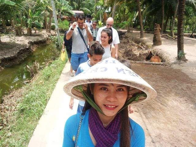 Tour sài gòn mekong đường sông cao cấp