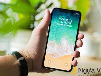 Thay mặt kính Iphone X bao nhiêu tiền?