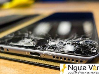 Thay mặt kính IPhone XS Max bảo hành vĩnh viễn