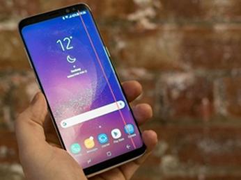 Rủi ro khi ép, thay mặt kính điện thoại Galaxy S8