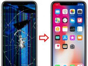 Thay Mặt Kính Iphone X Mất Bao Lâu?