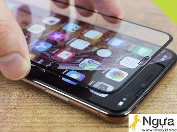 Thay mặt kính IPhone XS Max có sao không?