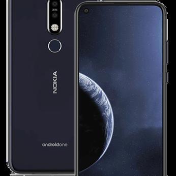 Thay Kính Nokia 8.1 Plus