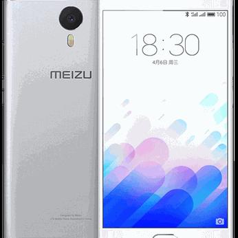 Thay Kính Meizu M3 Note