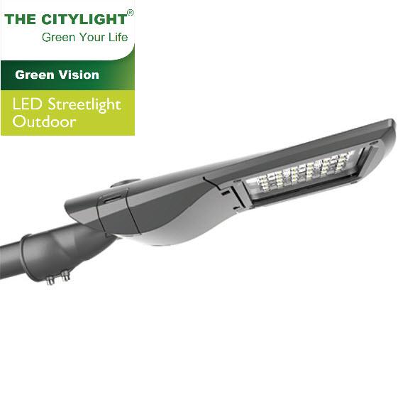 Đèn Led chiếu sáng đường phố The Citylight Green Vison CTL319 100W 220-240V DM MP1 bộ nguồn Philips chính hãng nhập khẩu châu Âu