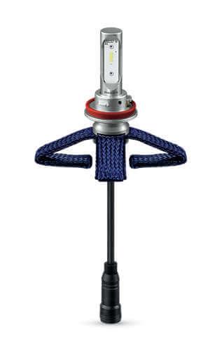 Bóng đèn pha Led xe ô tô/ xe hơi Philips Ultinon Essential LED H11 11362 6000K