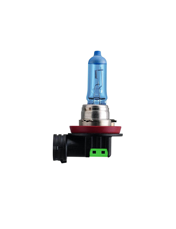 H11 12362 5000K - Bóng đèn pha ôtô/ xe hơi Philips Halogen H11 12362 DV 12V 55W PGJ19-2 S2 ánh sáng trắng, độ sáng 5000K