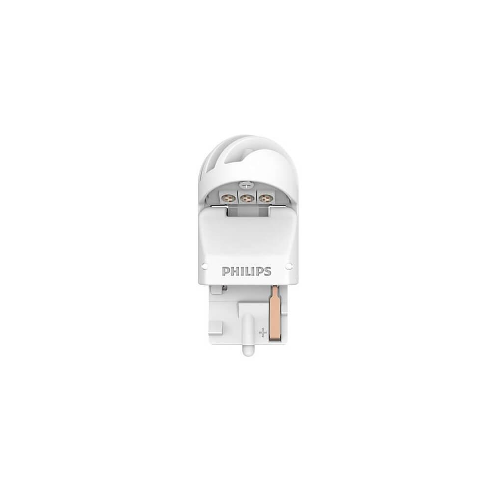 W21 LED 11065 6000K - Bóng đèn tín hiệu Led xe ô tô/ xe hơi Philips W21 LED 11065 12V 6000K - Trắng