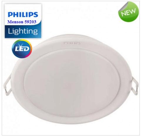 Đèn Led downlight âm trần 59203 10W MESON Philips