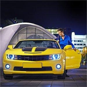T16 LED12789 6000K - Bóng đèn tín hiệu Led xe ô tô/ xe hơi Philips T16 LED12789 12V ánh sáng trắng 6000K