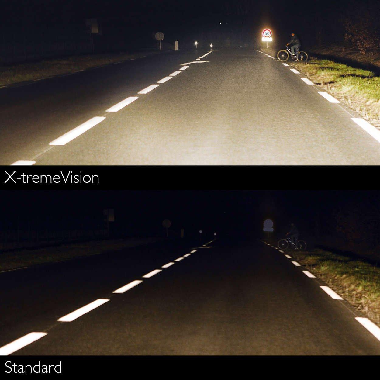 D3S 42403 4800K - Bóng đèn pha ôtô/ xe hơi Philips Xenon D3S 42403 XV2 85V 35W P32D-2 C1 tăng sáng 150%, sáng vàng tiêu chuẩn 4800K